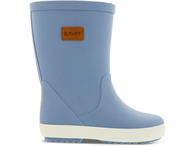 KAVAT Skur WP Rubber Boots Barn blue heaven